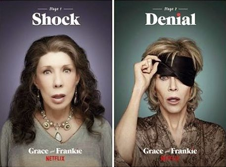 Meilleures ennemies : Grace vs Frankie (Grace and Frankie)