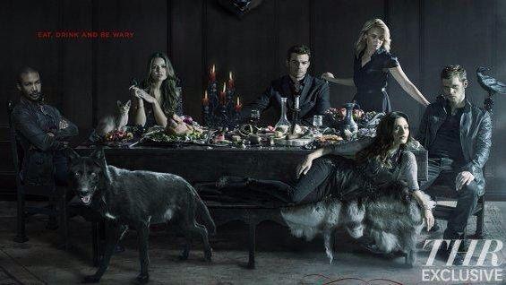 La photo de groupe officielle de The Originals - © CW