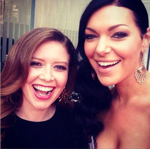 Natasha Lyonne et Laura Prepon, toutes pomponnées - © Laura Prepon/Instagram