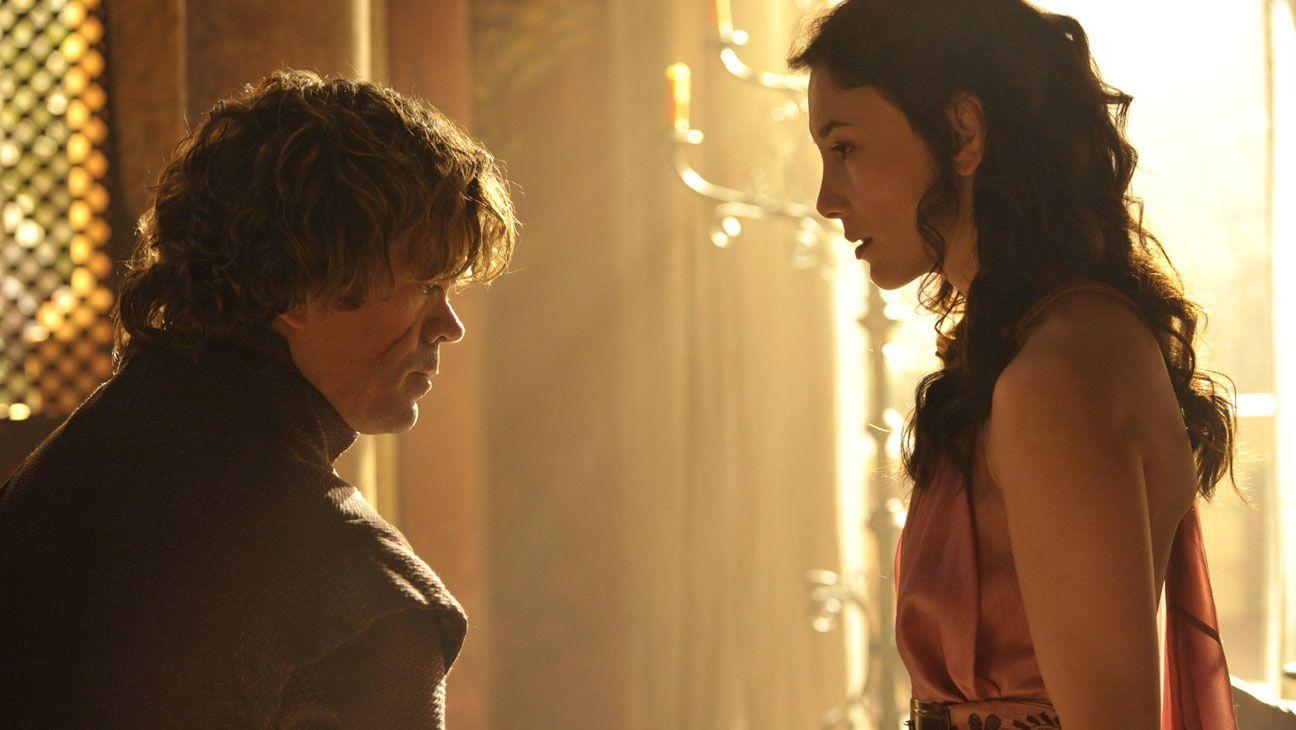 Shae face à Tyrion