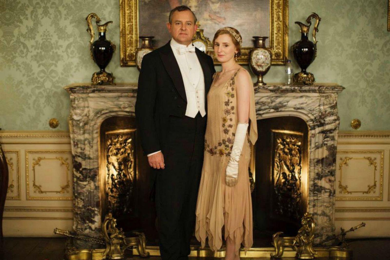 """Edith et son """"Popaaaa"""" - © ITV"""
