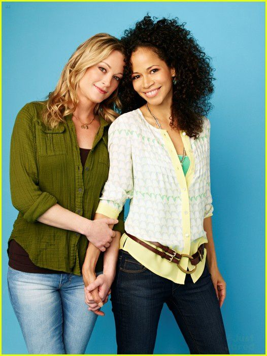 Stef et Lena (The Fosters) - Copyright ABC Family
