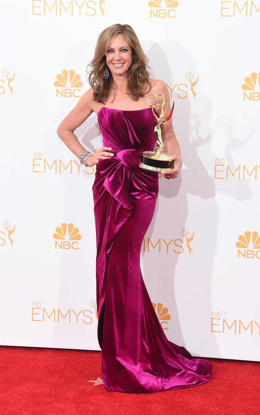 And the double winner is, Allison Janney ! - © Getty