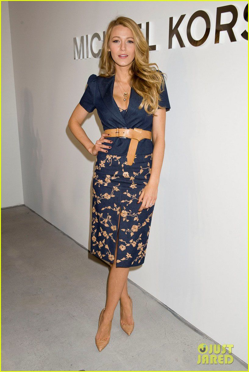 Blake Lively - © Just Jared/Getty