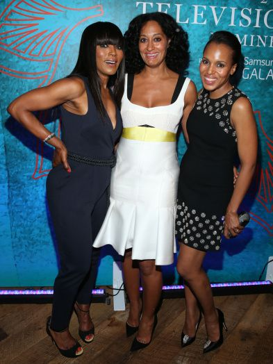 Angela Bassett, Tracy Ellis Ross et Kerry again - © Getty Images