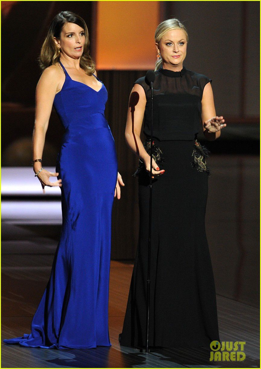 On soupçonne Tina Fey et Amy Poehler de vivre ensemble depuis leur co-présentation des Golden Globes