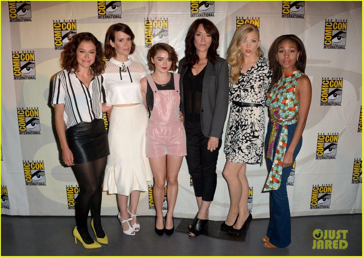Les filles du panel Women Who Kick Ass - © Getty