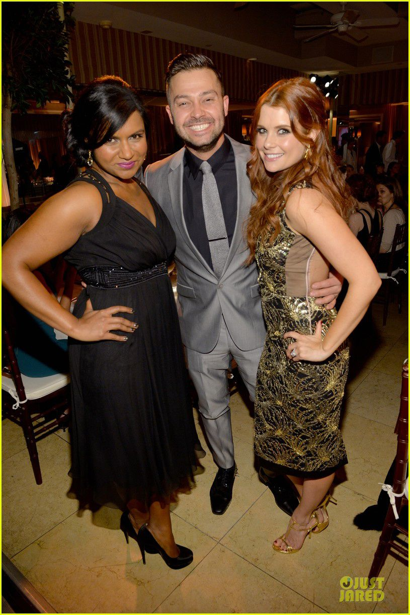 "Mindy et JoAnna Garcia, la Petite Sirène de ""Once upon a Time"" - © Getty/Just Jared"