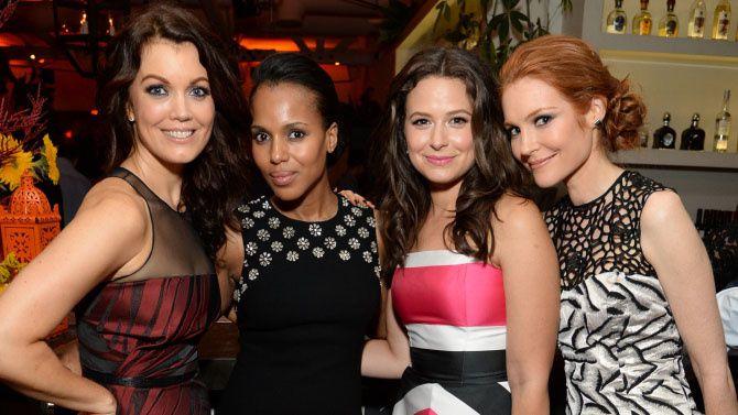Les femmes de Scandal ! - © Getty Images
