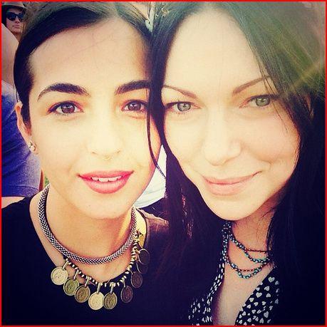 Laura Prepon et Alanna Masterson (The Walking Dead) - © Laura Prepon/Instagram