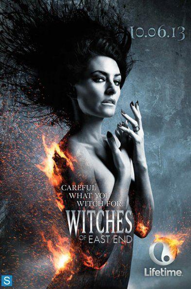Encore des sorcières mais cette fois sur Lifetime avec Mädchen Amick... - © Lifetime