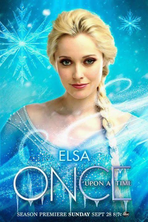 ... Elsa - © ABC