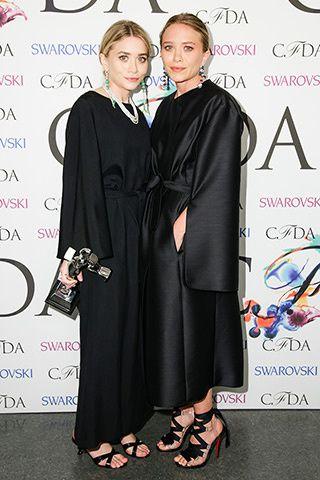 Les jumelles Olsen ont gagné un prix pour leur ligne d'accessoires - © Getty