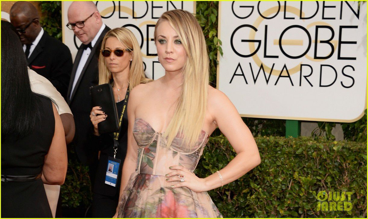 Kaley Cuoco - © Getty/ Just Jared