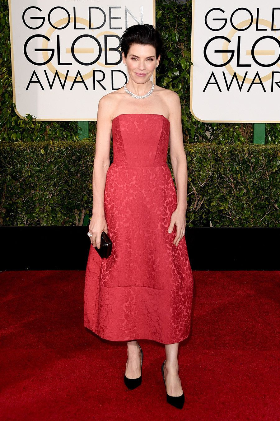Julianna Margulies, de plus en plus transparente ! - © Getty