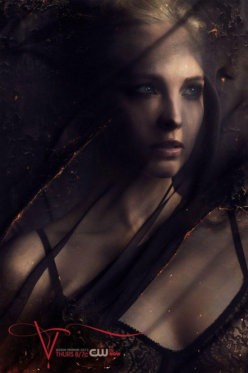 De nouveaux challenges attendent Caroline Forbes (Vampire Diaries) - © CW