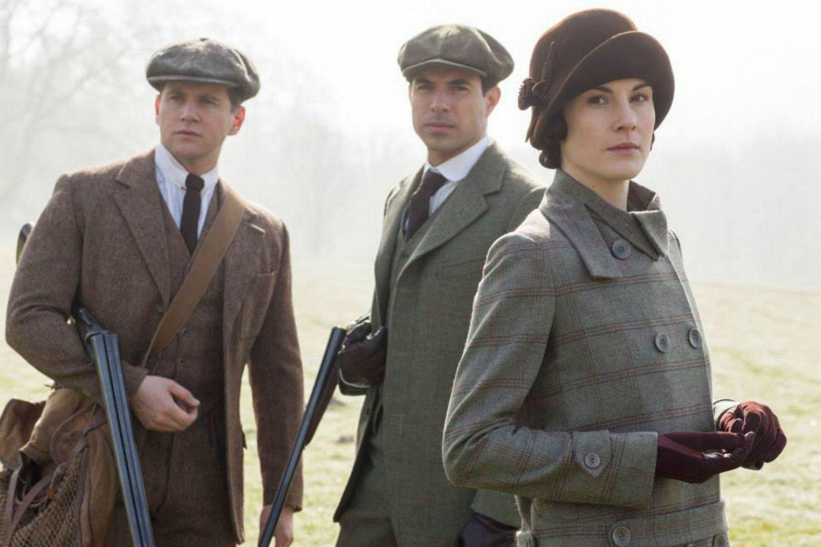 Mary, toujours bien entourée - © ITV