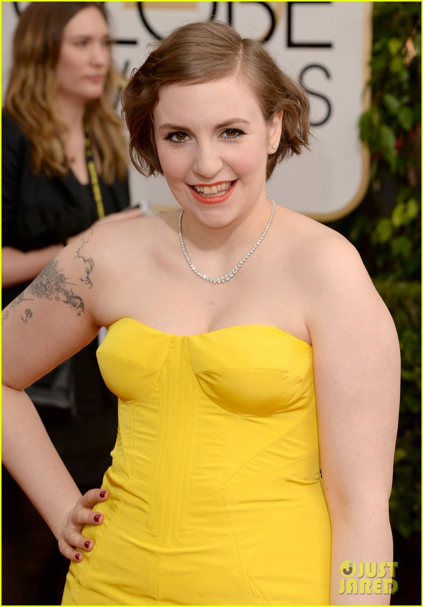 Lena Dunham - © Getty/Just Jared