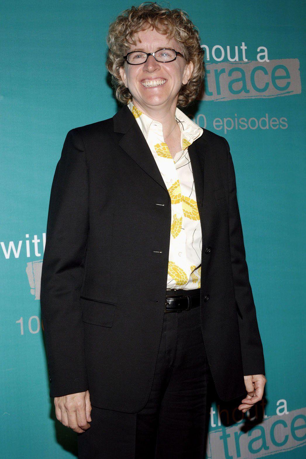 """Jan Nash, nouvelle showrunner de """"Rizzoli & Isles"""" - © John M. Heller/Getty Images"""