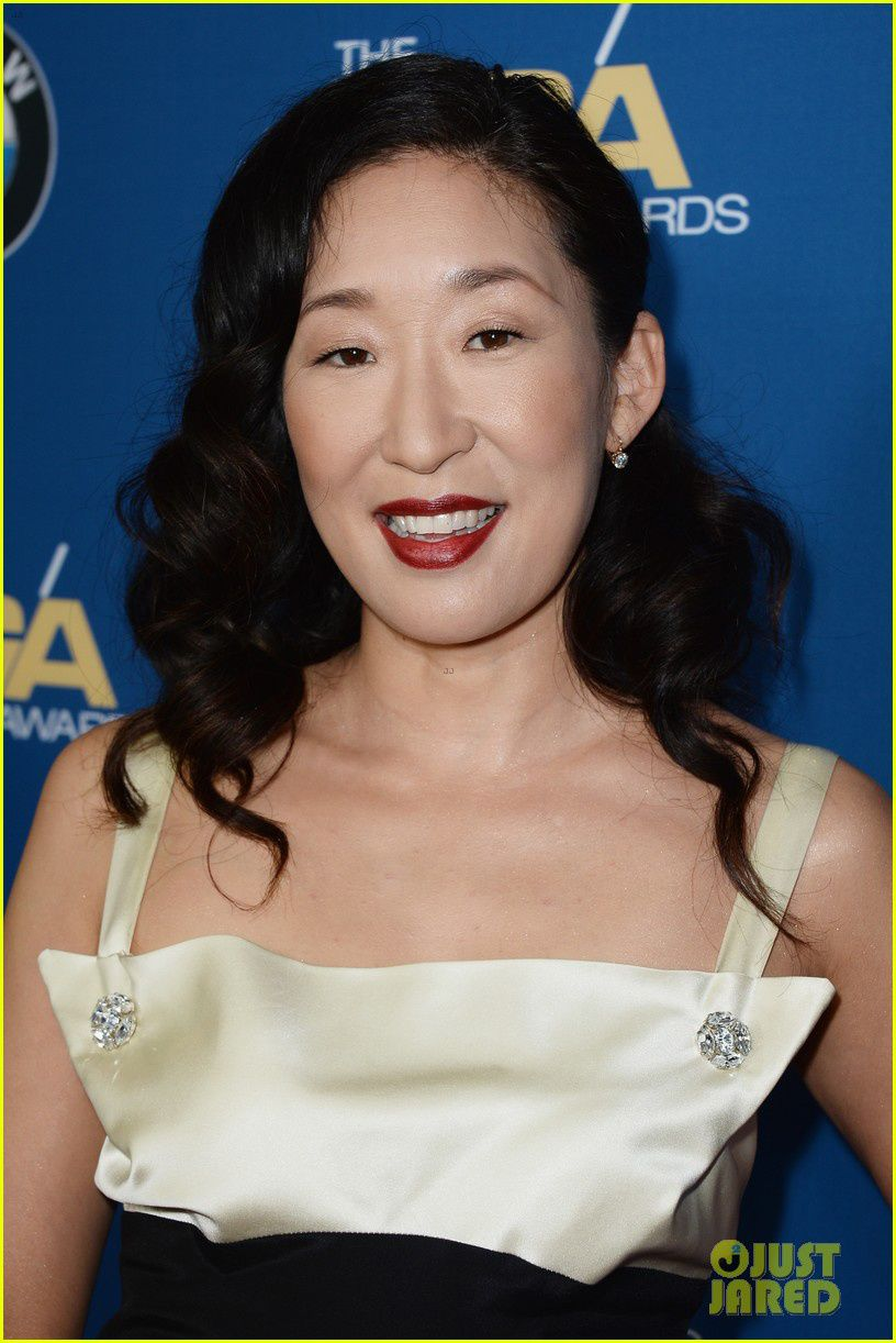 ... ainsi que Sandra Oh - © Getty/Just Jared