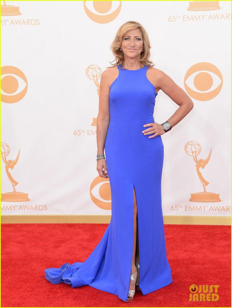 """Pour Edie Falco (Nurse Jackie), """"Blue is the warmest color"""" !"""