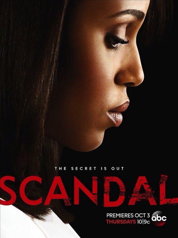 Le secret est dévoilé pour Scandal - © ABC