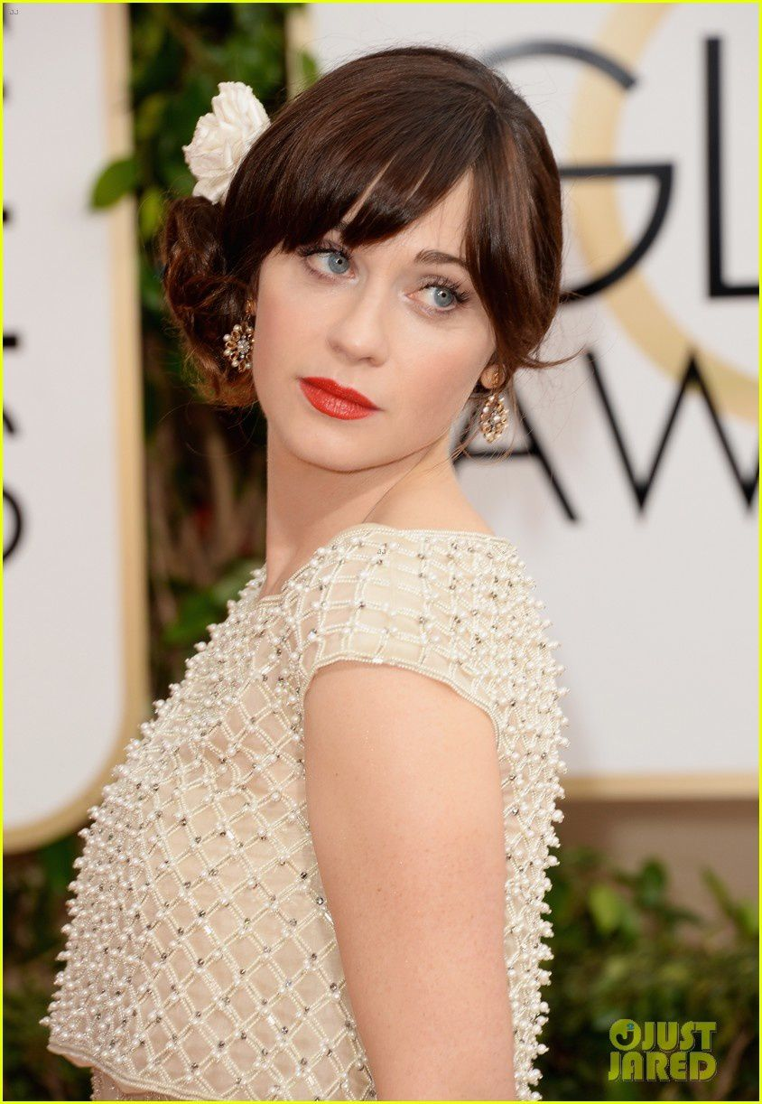 Zooey Deschanel - © Getty/ Just Jared