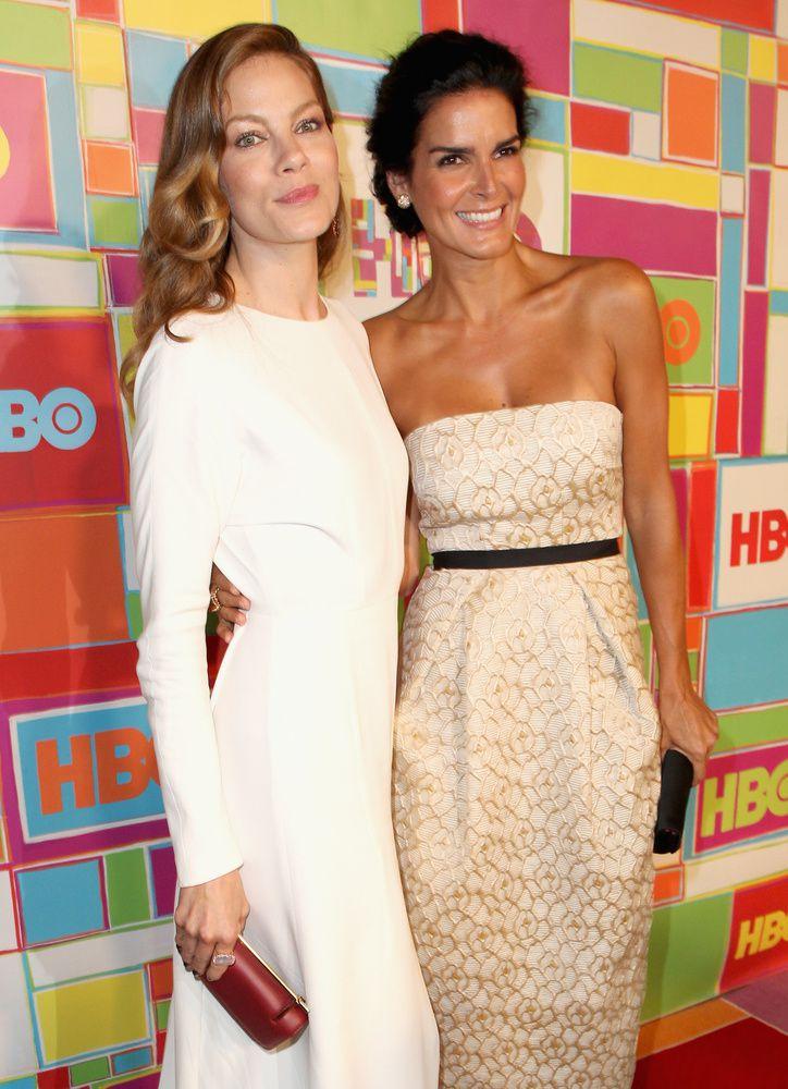 Michelle Monagahn et Angie Harmon - © Getty