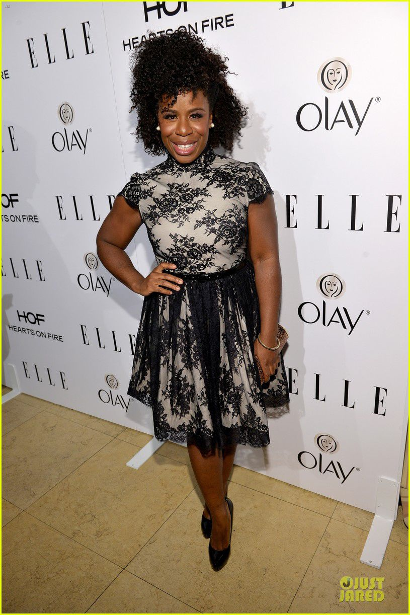 "Uzo Aduba de ""Orange is the New Black"" - © Getty/Just Jared"