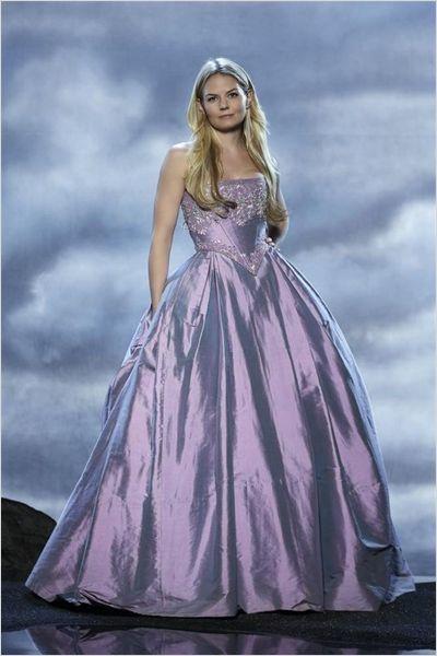 Emma Swan, princesse plus guerrière - © ABC
