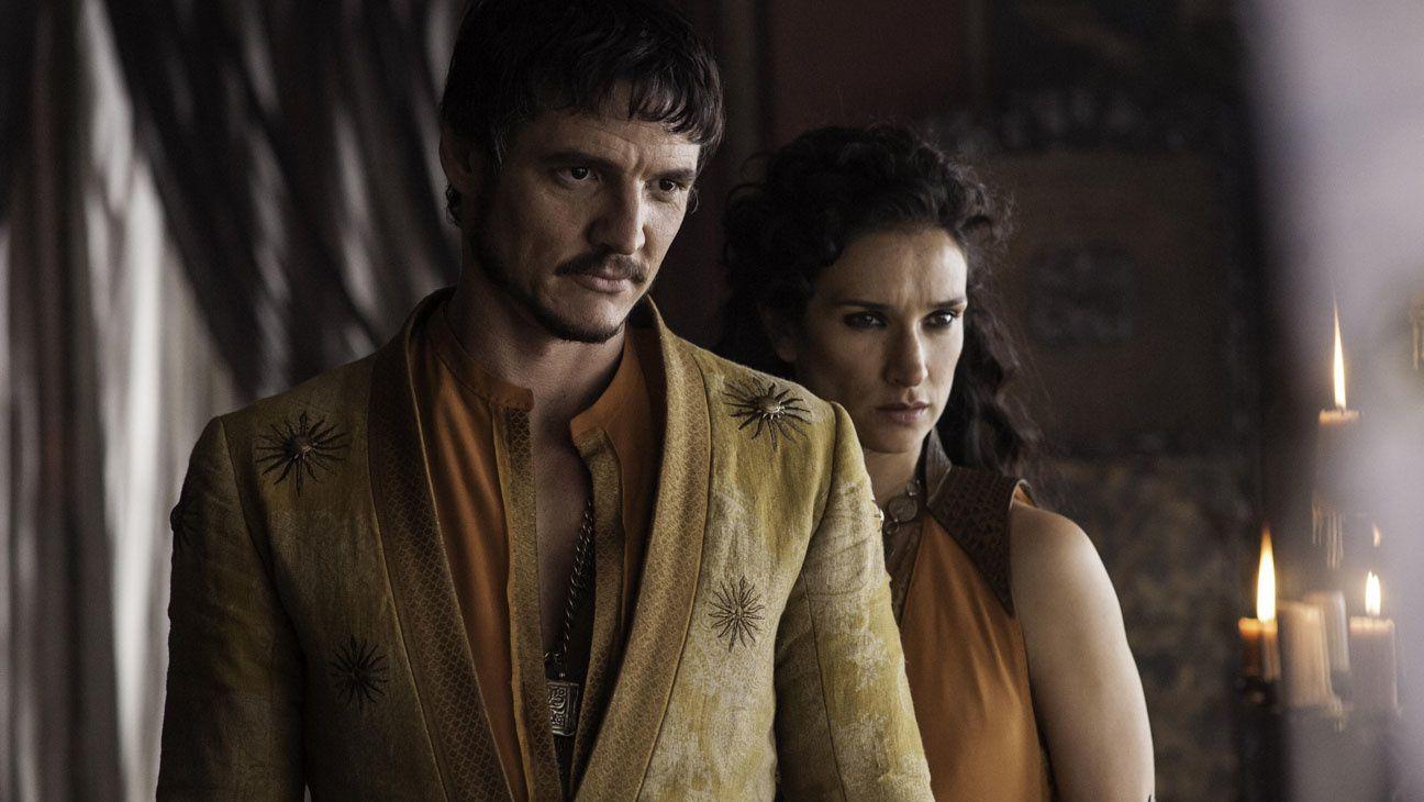 Les deux petits nouveaux, Oberyn Martell et Ellaria Sand - © HBO