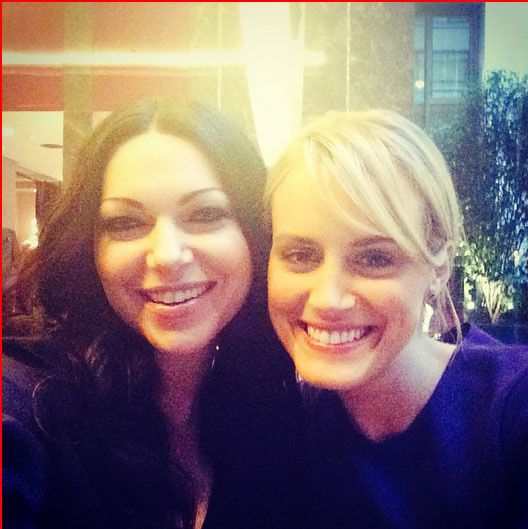 © LauraPrepon/Instagram