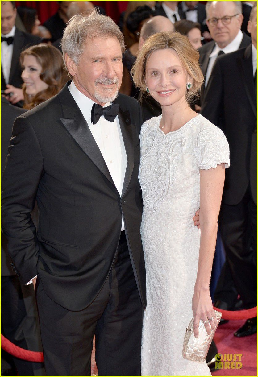 Indiana Jones et Ally McBeal ! - © Just Jared/Getty