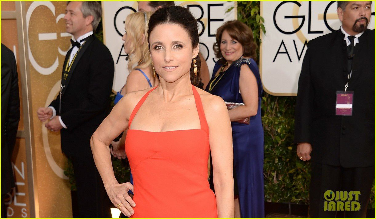 Julia Louis-Dreyfus - © Getty/Just Jared