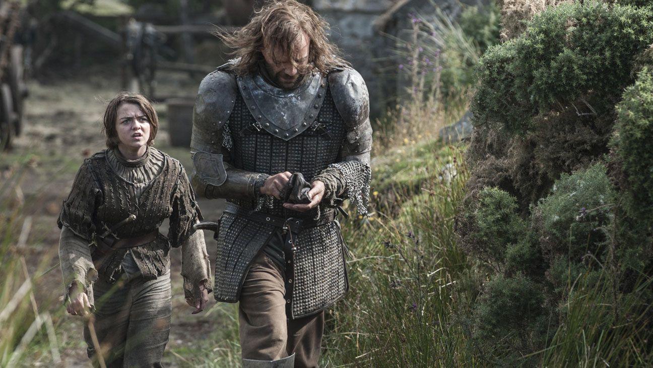 Aria et Cendar - © HBO
