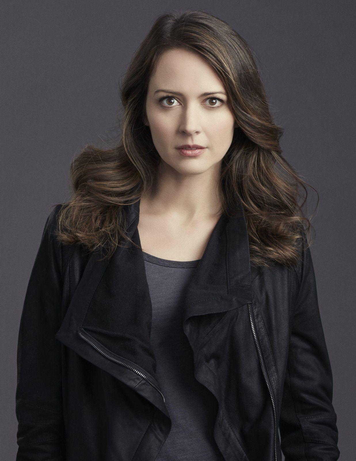 Amy Acker, nouvelle recrue de Person of Interest - © CBS