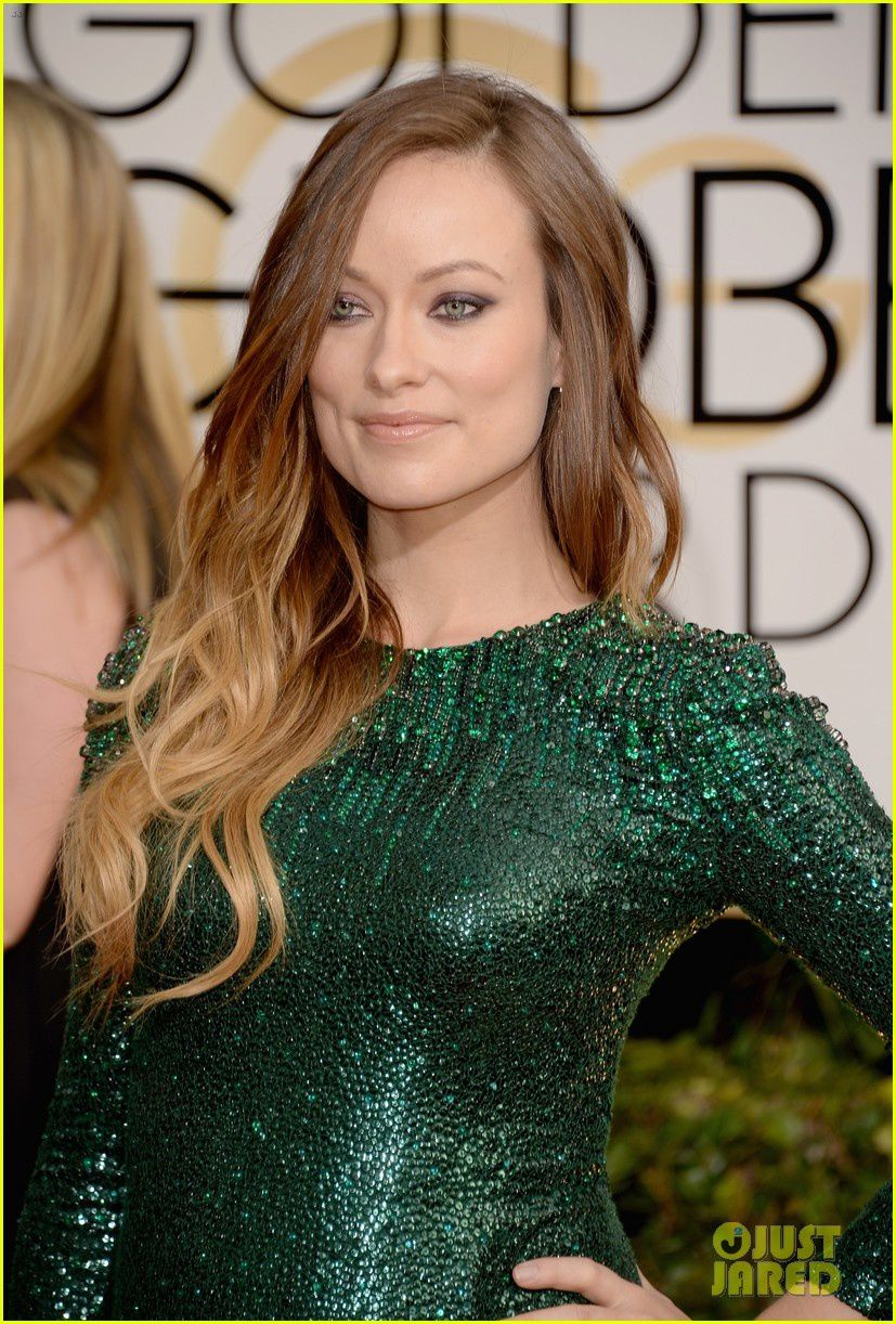 Olivia Wilde, la seconde femme enceinte de la soirée - © Getty/ Just Jared
