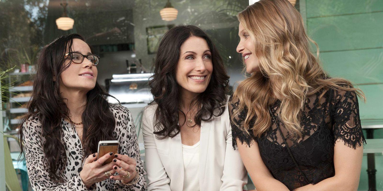 Focus : Le retour de Lisa Edelstein