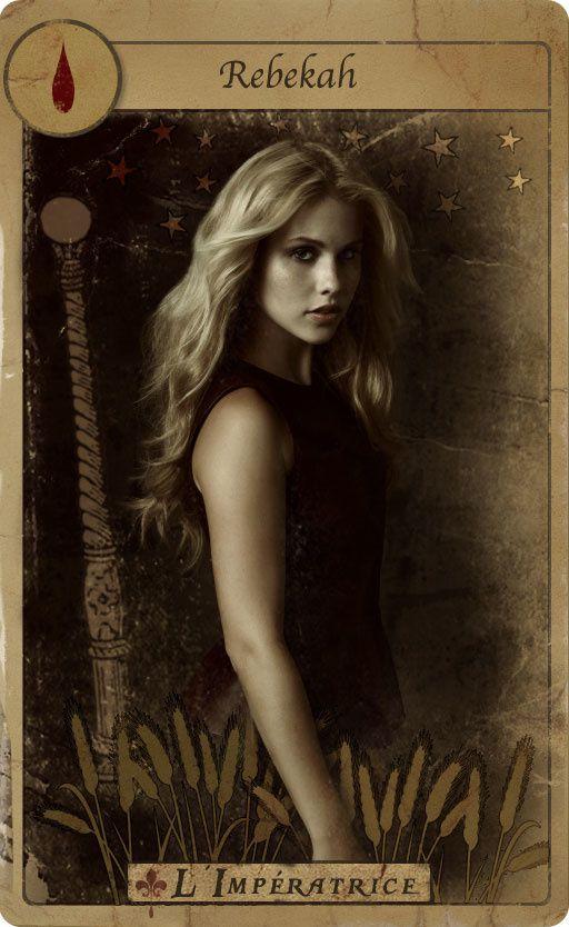 """Après avoir joué les seconds couteaux dans """"Vampire Diaries"""", Rebekah Mikaelson (Claire Holt) a cette fois le premier rôle féminin aux côtés de ses frères dans """"The Originals"""". Une chose est sûre, vous n'avez pas fini d'entendre parler de cette jolie blonde sur """"Femmes de séries"""" - © CW"""