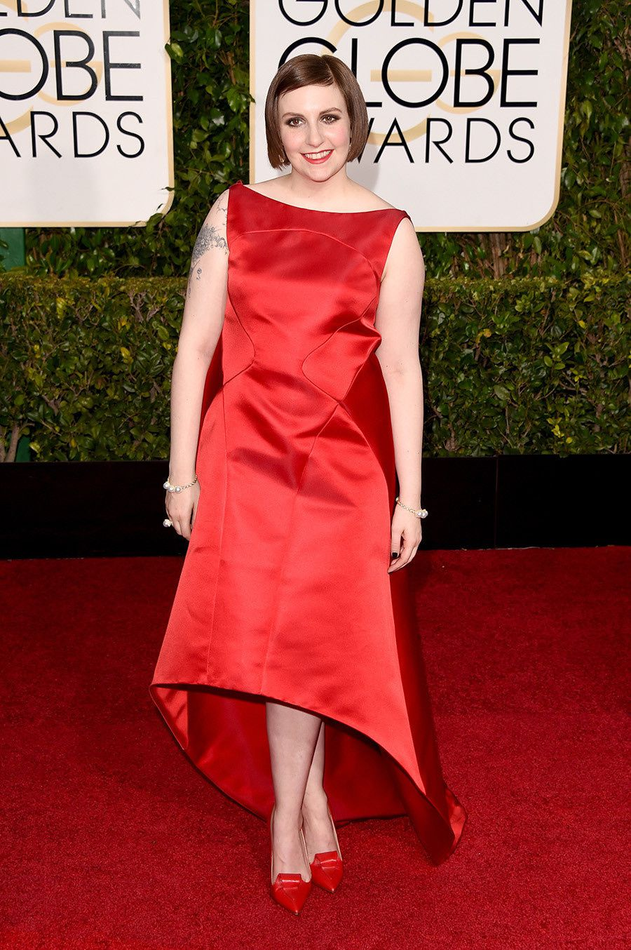 Lena Dunham - © Getty